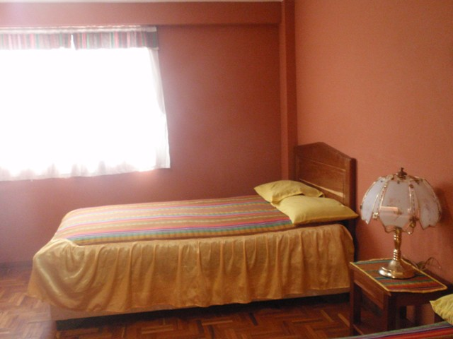 Matrimonial Room With Private Bathroom
